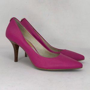 Michael Kors Womens Pink Pump Stiletto Heel Size 6
